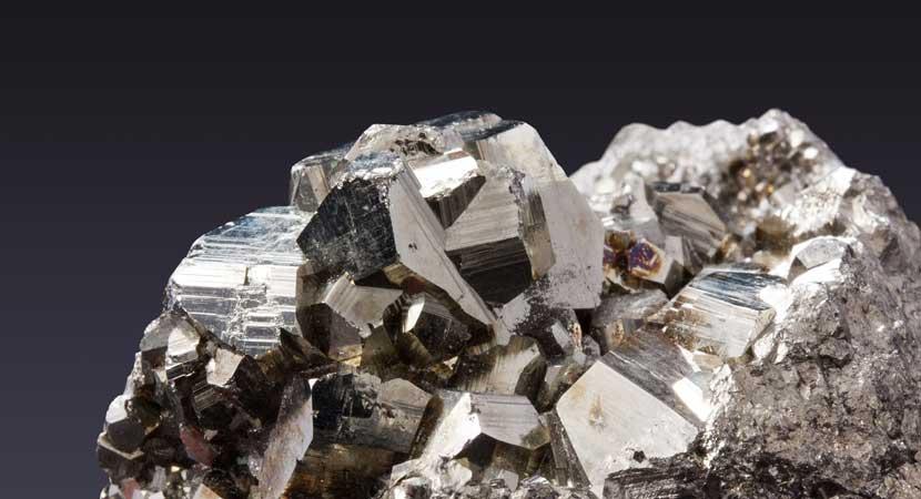 Minerals, Metals & Materials