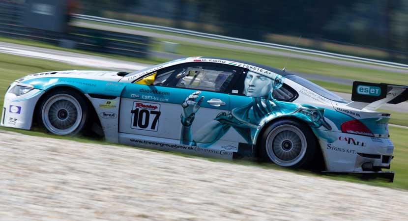 Automobile Racing Cars