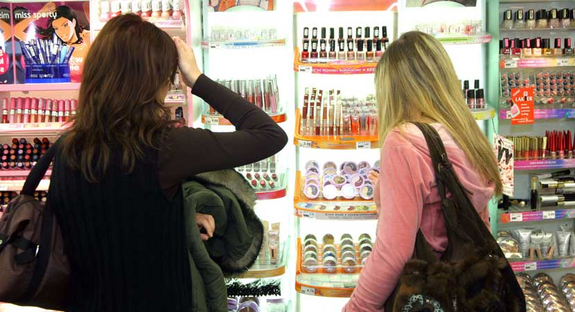 Cosmetics Products & Stores
