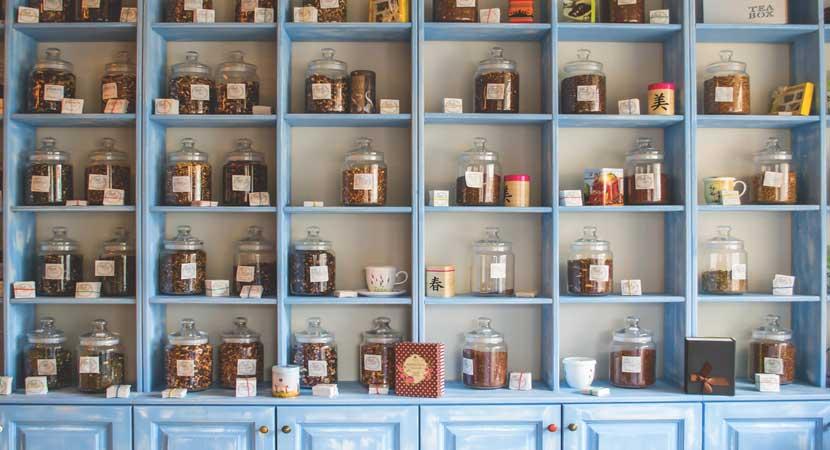 Health, Diet, Herb & Vitamin Stores