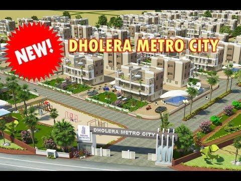 Open bungalows  plots and property at Dholera SIR