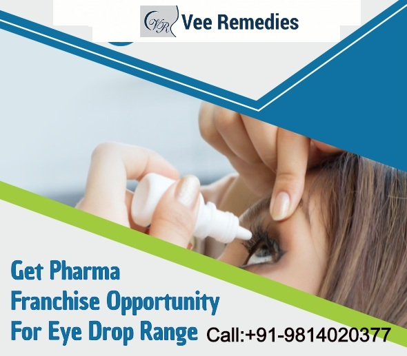 Vee Remedies - Pharma Franchise of Ophthalmic Products