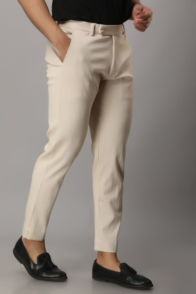 Formal Pants for Men Online - Qarot Men