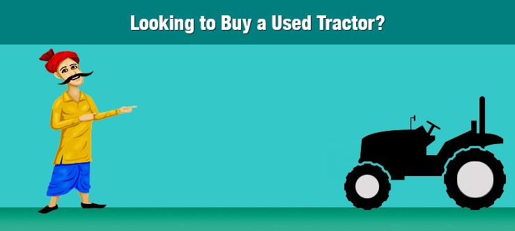 second hand tractor