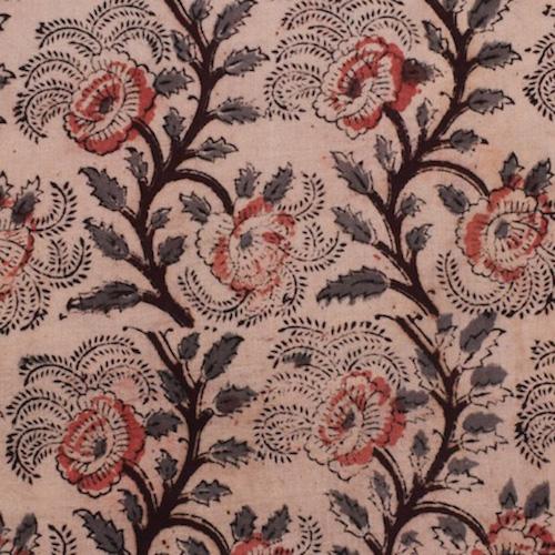 Cotton Kalamkari Print Fabric