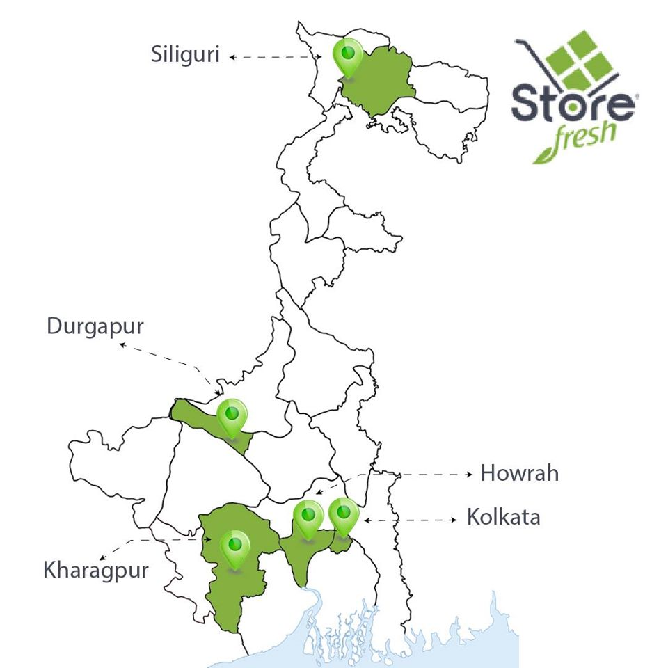 StoreFresh –  Best Impeccable Logistics Services in India