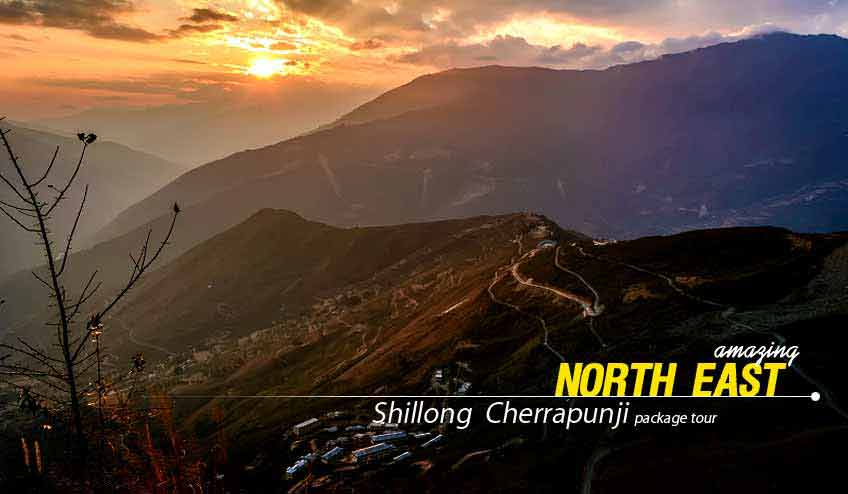Book Kaziranga Shillong Package Tour Starting INR 17,499/PH