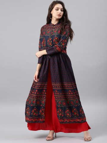 Kurtis Wholesaler: Designer Kurtis Catalog Online Supplier in India