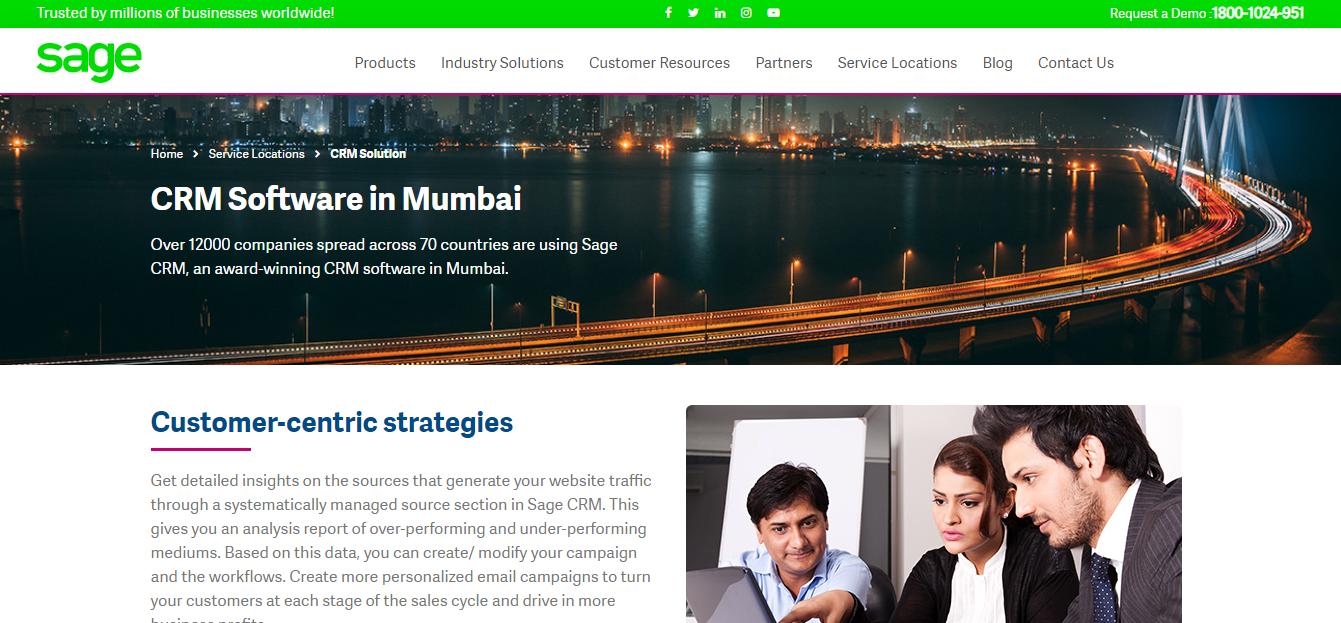 Best Sales CRM in Mumbai