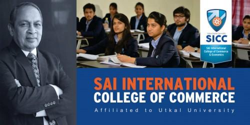 SAI International College of Commerce & Economics in Bhubaneswar