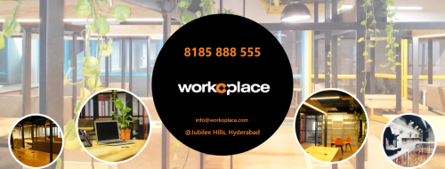 Best Coworking Space In Hyderabad | 50% Rent = 100% Employees @ WorK O Place | Limited Time Offer