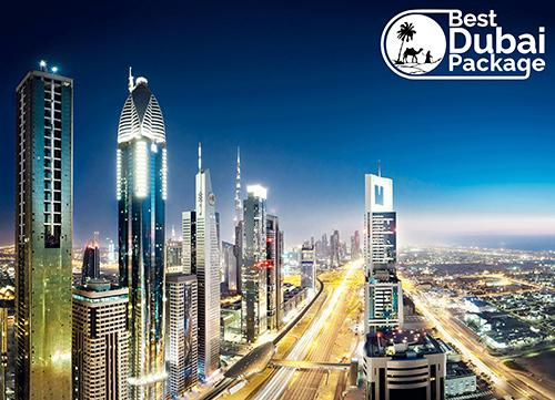 Best Dubai Tour Packages From India- BestDubaiPackage