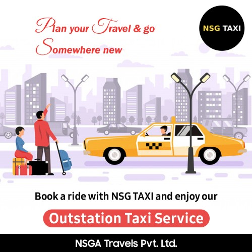 Outstation Cab Booking