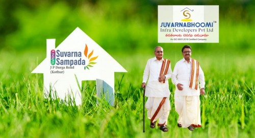 Vahini Suvarna Sampada - Open plots for sale in Kothur | Hyderabad