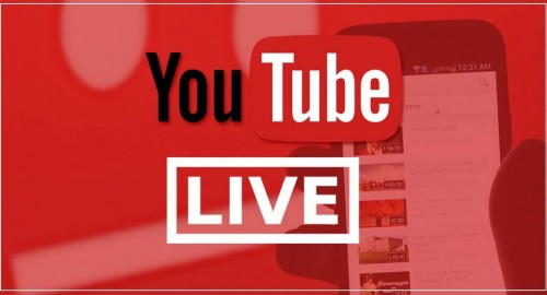 YouTube Live Video Streaming Services India