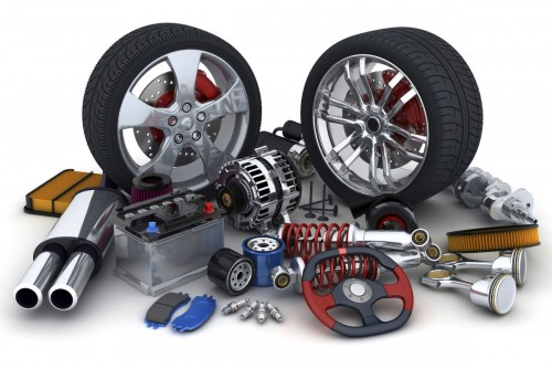 German Auto Spare Parts in Dubai