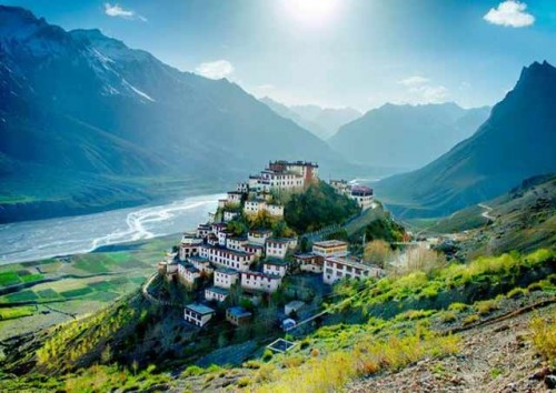 Leh Ladakh Summer tours by Navbharat Tours