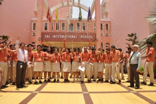 SAI International School, Bhubaneswar - Best CBSE school in India