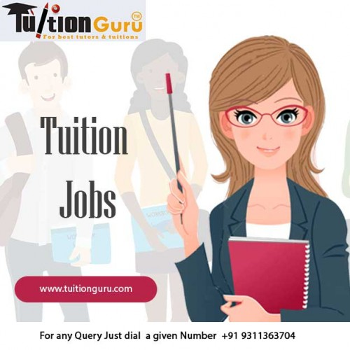 Find Tuition Jobs In Your Nearby Area - TuitionGuru
