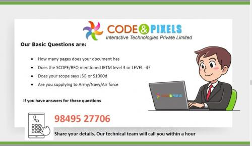 IETM Level IV - Interactive Electronic Technical Manuals, Hyderabad / Code and Pixels