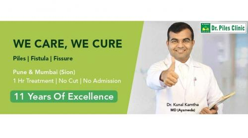 Best Doctor for Piles in Pune