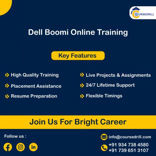 Dell Boomi Online Training   Free Online Demo