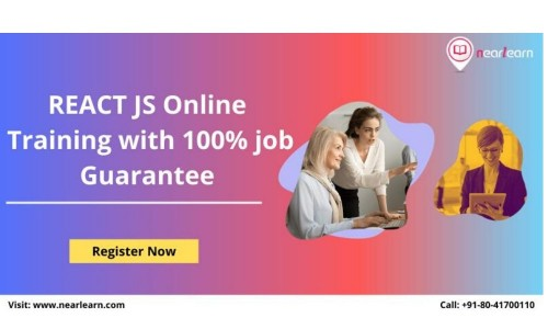 React Js Online Training in Bangalore