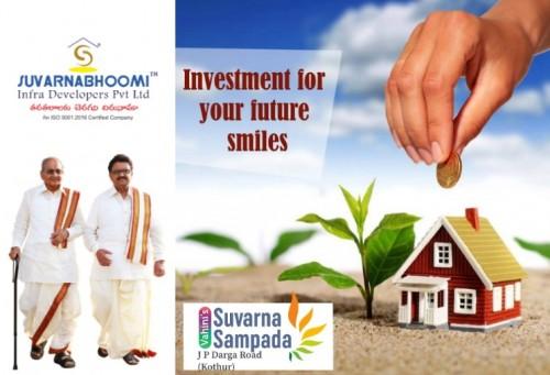 Vahini Suvarna Sampada   Suvarnabhoomi infra Developers - Hyderabad