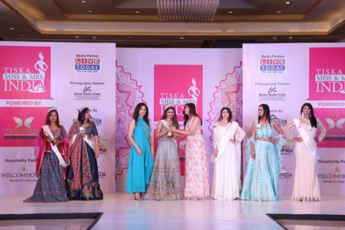 Beauty Pageant in India
