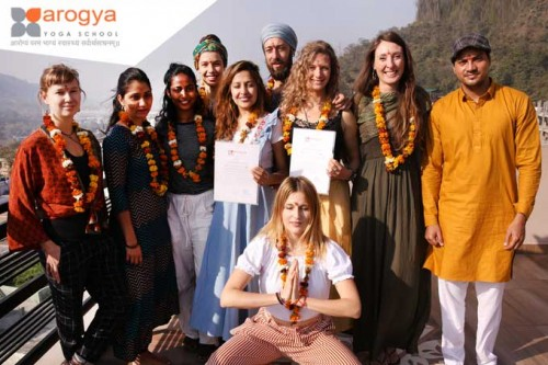 Best Yoga Teacher Training in Rishikesh India