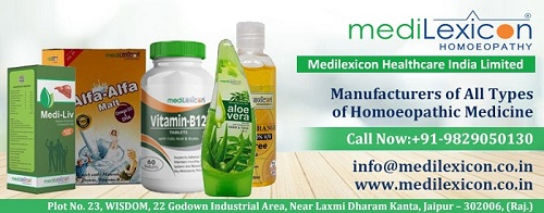 Medilexicon Healthcare India Limited