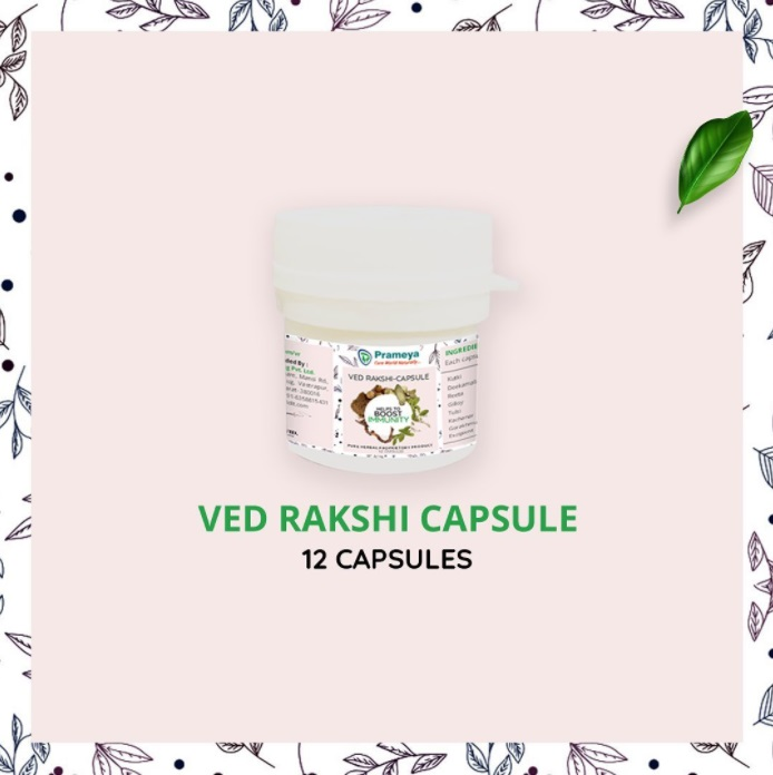 Immunity Booster Products - Ved Rakshi