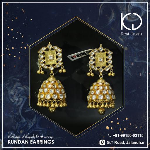 Kirat Jewels - Best Diamonds, Gold, Kundan  Jewellers in Jalandhar