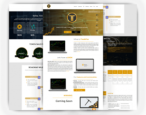 web design and development*
