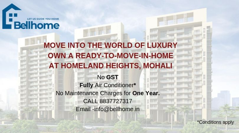 3BHK Houses in Chandigarh and Mohali