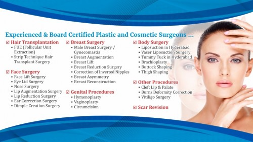 Akruti Clinic for Cosmetic & Plastic Surgery in Hyderabad