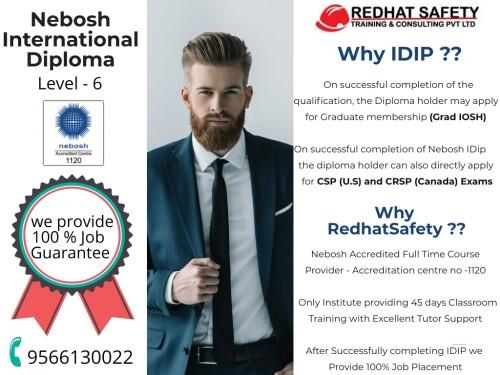 Nebosh International Diploma(IDip) course in chennai