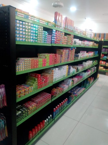 Sri Balaji Engineers | Supermarket Racks Manufacturer in Chennai