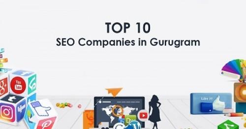 Top 10 SEO Companies in Gurgaon