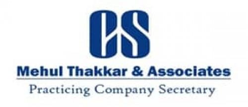 Practicing Company Secretary in Ahmedabad, Gujarat, India - Mehul Thakkar & Associates