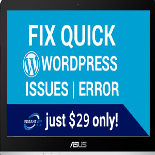 Instant WordPress Help | Fix Wordpress Issues