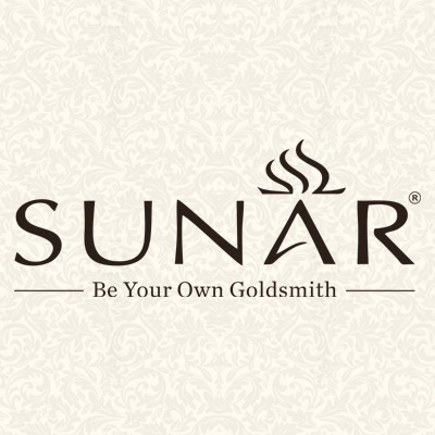 Sunar Jewels is most trusted brand of jewellery industry .
