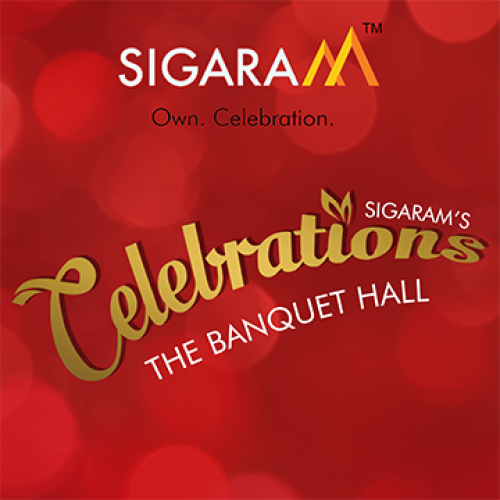 Sigaram banquet halls | Banquet hall in Chennai | Party Hall Conference Hall Wedding Hall Meeting Room