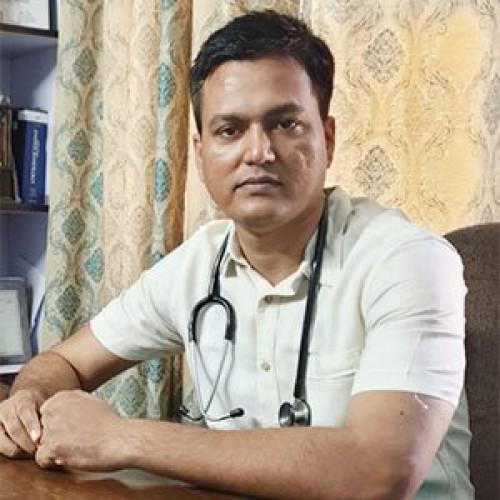 Dr. Yogendra Singh - Diabetologist, Thyroid Specialist