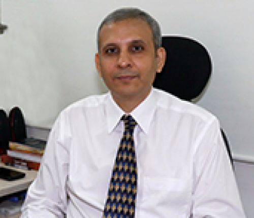 Dr. Mehul H Desai- Sports Injuries Doctor in Ahmedabad