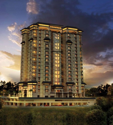 Natural-friendly Flats in Kottayam | Noel Matteethra Heights