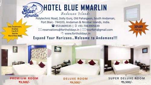 Hotel Blue Mmarlin Andaman